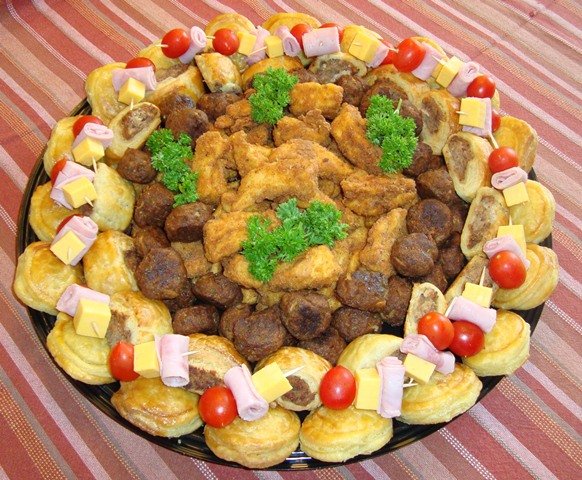 The chefs best platters platters the chefs best platters for Canape platters cape town